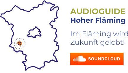 Audioguide: Im Fläming wird Zukunft gelebt!